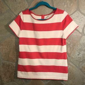 Loft striped Shirt. Size medium